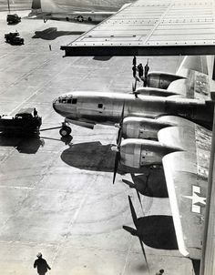 Rollout of a B 29