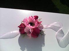 AtaJanson / Kvetinový náramok