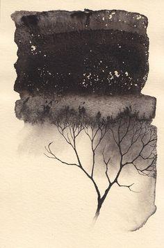 Pablo S. Herrero: Tinta china y barro blanco