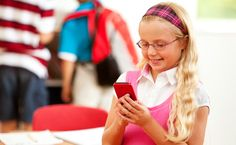 iPhones for first graders
