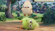 Funny Hatchlings Mini Movie - Happy Easter! The Angry Birds Mini Movie