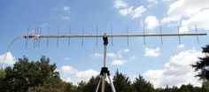 Learn how to create a 4G LTE Yagi Antenna  in 10 Steps for $10