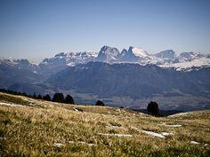 Mountain Landscape: Dolomiti dal Corno del Renon