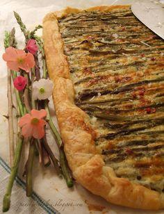 Pane, burro e alici: Torta rustica di finta sfoglia (alla ricotta) con ...