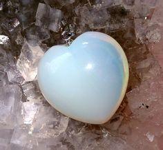 Opal Heilstein Anhänger