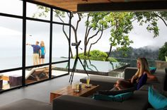kura looking out   - Costa Rica