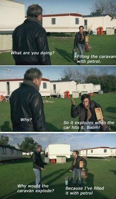 I miss Top Gear