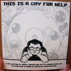 Website of EdMund McMillen, artist of Super Meat Boy and the Binding of Isaac