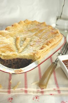 A recipe for pie, Venison Pie that is! - My Easy Cooking Venison Pie, Beef Pies, Best Venison Recipe, Venison Recipes, Easy Cooking, Cooking Recipes, Cooking Ideas, Easy Pie Recipes, Game Recipes