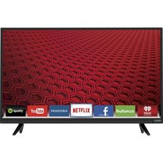 "#Vizio E-Series 32"" Class LED 720p ‪#‎Smart‬ ‪#‎HDTV‬ at just $7.00 as 1st payment.$15.34 from next week payments."