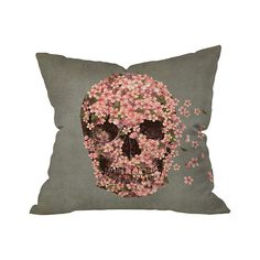 There truly is something for everyone. Don't judge! If you're unconventional, this Cryptic Chaos Throw Pillow may be for you. Admit it: It's a catchy motif, with a nice blend of subtle, pleasing hues. ...  Find the Cryptic Chaos Outdoor Throw Pillow, as seen in the Labor Day Sale: Outdoor Collection at http://dotandbo.com/collections/labor-day-sale-outdoor?utm_source=pinterest&utm_medium=organic&db_sku=105629