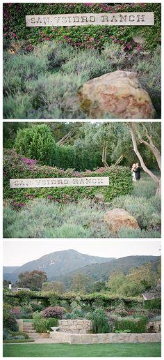 San Ysidro Ranch, just outside Santa Barbara