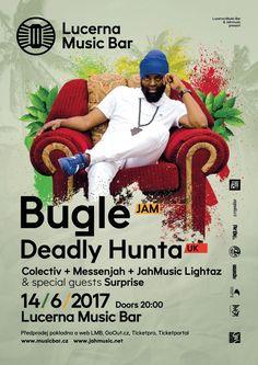 BUGLE & DEADLY HUNTA