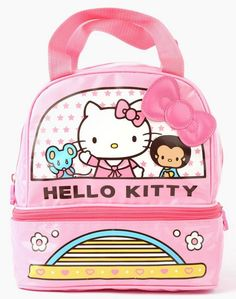 b7462998a5fd Okay school s back. Let s get lunch! Hello Kitty Crafts