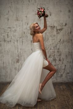 Свадебное платье TR-1 Girls Dresses, Flower Girl Dresses, Wedding Dresses, Flowers, Fashion, Dresses Of Girls, Bride Dresses, Moda, Bridal Gowns