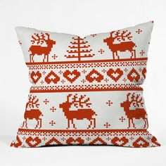 Natt Knitting Deer T