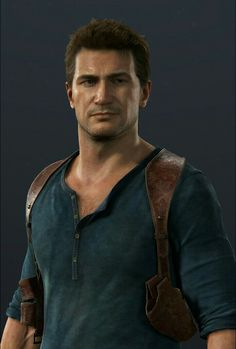 "Nathan Drake is one of the examples of well written male character that has depth to him, he isn't a male character that follows the tropes of being the ""over masculine"" uber strong, emotionless, manly tough guy"