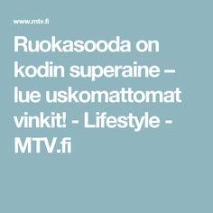 Ruokasooda on kodin superaine – lue uskomattomat vinkit! Bokashi, Home Organization, Hacks, Cleaning, Lifestyle, Mtv, Tips, Advice, Home Organisation