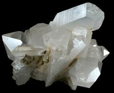 Quartz from Mount Biddle, near Lake O'Hara, British Columbia, Canada