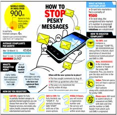 How to stop pesky messages : TOI (7 Aug)