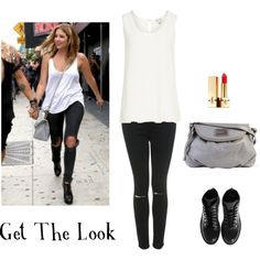 """Get The Look"" by nici-botha on Polyvore"