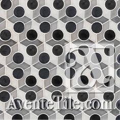 Tile Grouping - Arabesque Medina Spanish Paver