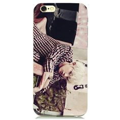 EXO New Album Love Me Right Cellphone Cover Chanyeol Suho Kai Chen... ($9.69) ❤ liked on Polyvore featuring accessories and tech accessories