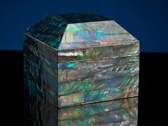 Abalone Box by PennerBrothers on Etsy, $95.00