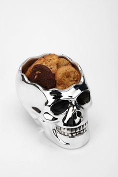 Skull Cookie Jar - Urban Outfitters
