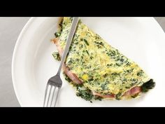 Green Eggs and Ham Omelet | Watch the video to learn how to make this #quickandeasy meal.