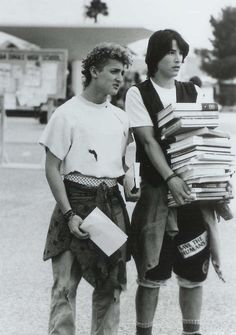 Bill and Teds Excellent Adventure - 1989