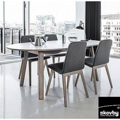 Skovby SM20 Extending Dining Table | Vale Furnishers | Vale Furnishers