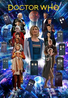 Doctor Who Poster, Doctor Who Wallpaper, 13th Doctor, Time Lords, Star Trek, Deviantart, Doctors, Movie Posters, Entertaining