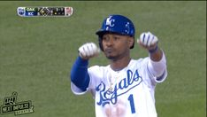 That's What Speed Do. | 20 Reasons The Kansas City Royals Are Taking Over The World