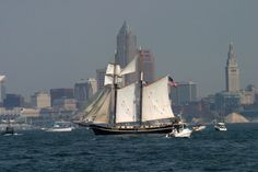 2013 Tall Ships Festival - Port of Cleveland - July 4-7th