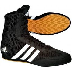 Buy Adidas Black Hog Boxing Boots from Official UK Supplier Fight Co Adidas  Boxing Boots f7d211da5