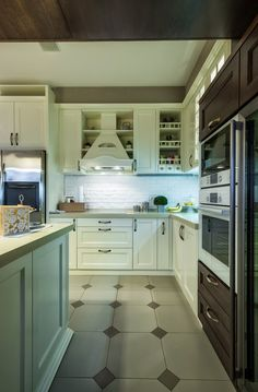 kitchen designs images pictures sherwin williams white sw 7005 cabinets paint 4662