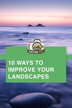 10 Ways to Improve Your Landscape Photos - Top tips for improving your landscape photos // landscape photography, landscape tips, scenic, tutorials, tips Best Landscape Photography, Photography Basics, Scenic Photography, Underwater Photography, Outdoor Photography, Landscape Photographers, Photography Tutorials, Amazing Photography, Nature Photography