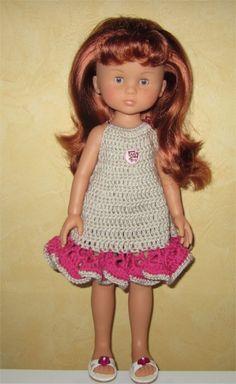Passion Poupées: Une petite robe