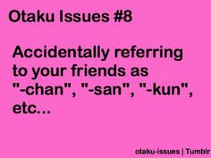 Otaku Issues #8, text; Otaku