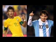 Selección brasileña vs Selección argentina Live 11 October, 2014