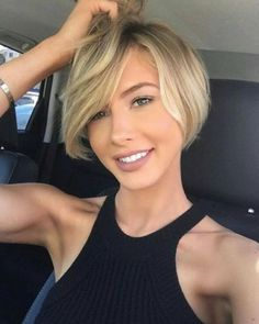 Latest Short Haircuts for Women: