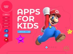Web for kids! designed by Jeffrey Will. Connect with them on Dribbble; the global community for designers and creative professionals. Graphic Design Flyer, Flyer Design, Branding Design, Web Design, Game Websites For Kids, Learning Web, Kids Web, Portfolio Website Design, Mascot Design