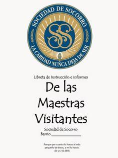 Libreta para las maestras Visitantes