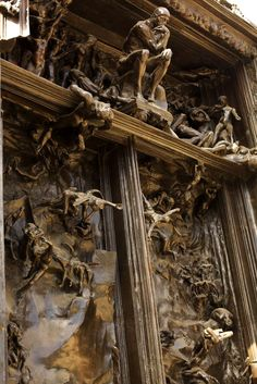 The Gates of Hell: Auguste Rodin 8