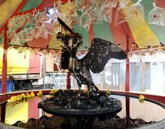 New art exhibition – Dismaland Theme Park Banksy,Dismaland Theme Park, Dismaland for more inspirations or amazing pictures check out: http://www.bocadolobo.com/en/inspiration-and-ideas/