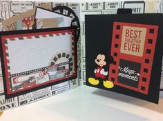 A personal favorite from my Etsy shop https://www.etsy.com/listing/489318404/disney-scrapbook-custom-order-for-esme