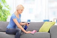 Looking for upholstery cleaning Perth? Get affordable upholstery cleaning services in Perth by the best upholstery cleaners. Get upholstery cleaning quote. Clean Fabric Couch, Clean Couch, Fabric Sofa, House Cleaning Tips, Diy Cleaning Products, Spring Cleaning, Cleaning Hacks, Upholstery Cleaning Services, Upholstery Cleaner