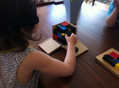 Binomial Cube with blindfold
