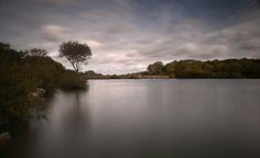 Argal Lake, Cornwall. Oct 2015